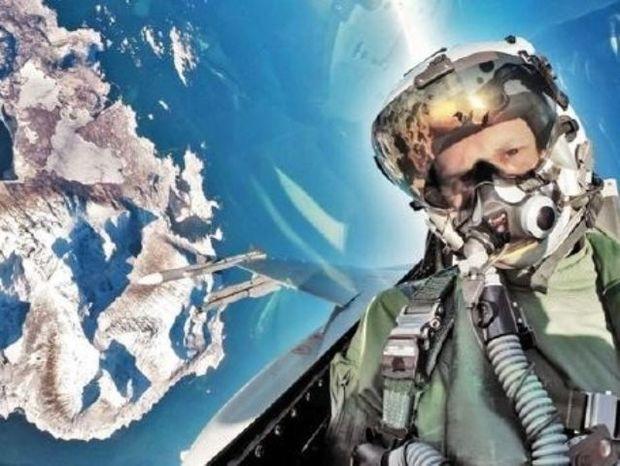 Οι πιο εντυπωσιακές selfies που έχουν τραβήξει πιλότοι εν ώρα πτήσης!
