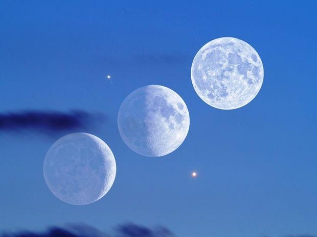 Ελλάδα: Τα σεληνιακά φαινόμενα του Ιουλίου