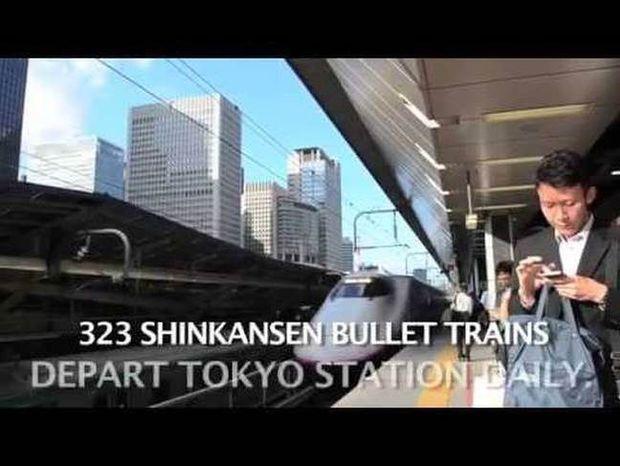 Ιαπωνία: Το πιο γρήγορο συνεργείο καθαρισμού στον κόσμο (video)