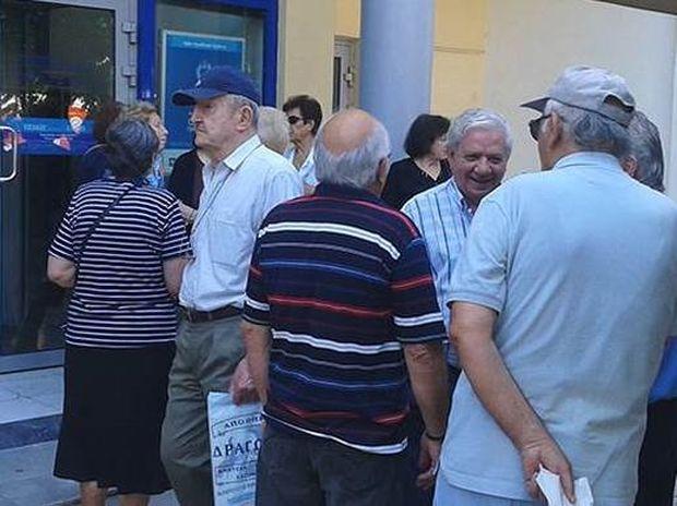 Capital controls: Τα καταστήματα των τραπεζών που θα ανοίξουν μόνον για τους συνταξιούχους