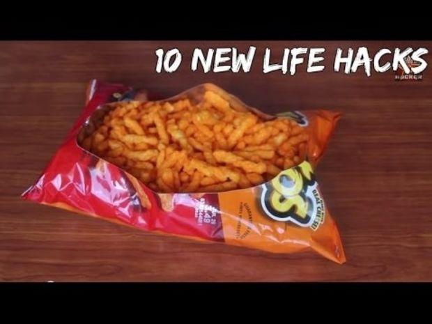 10 απίθανα κόλπα που θα κάνουν τη ζωή σας πιο εύκολη! (βίντεο)