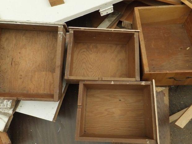 Δε φαντάζεστε σε πόσα πράγματα μπορείτε να μετατρέψετε τα παλιά σας συρτάρια!