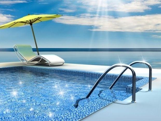 Δείτε τι μπορεί να κολλήσετε από μια πισίνα