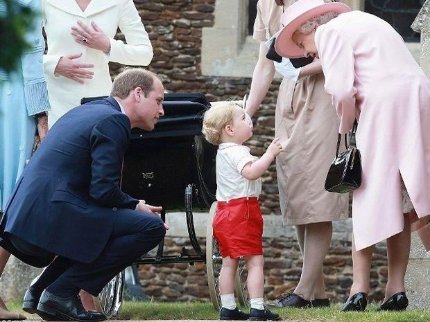 Έτσι αποκαλεί ο πρίγκιπας Τζορτζ τη Βασίλισσα Ελισάβετ!