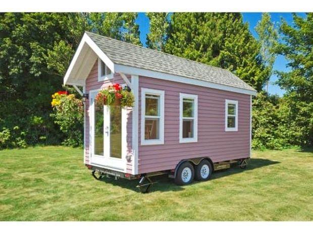 Ένα τέλειο ροζ εξοχικό με όλες τις ανέσεις που σίγουρα θα ζηλέψετε!