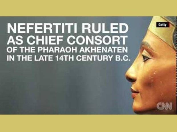 CNN: Το μυστήριο του τάφου της Νεφερτίτης αποκαλύπτεται (video)