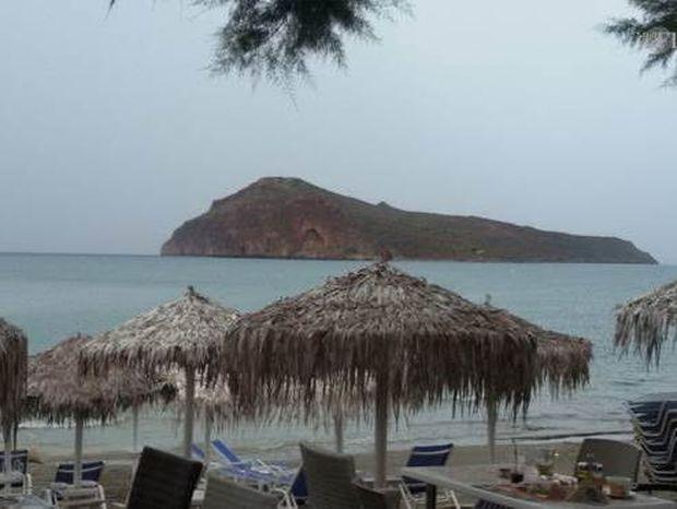Κρήτη: Απίστευτο θέαμα καταγράφηκε στα Θεοδωρού λόγω κακοκαιρίας (vid)