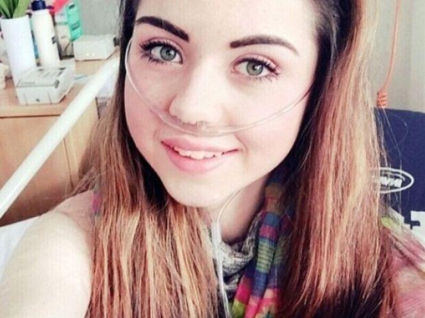 Η 20χρονη που είναι αλλεργική στα... δυνατά συναισθήματα