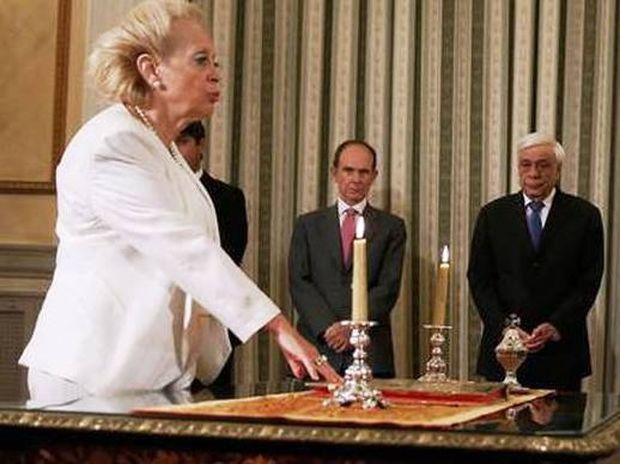 Το αστρολογικό προφίλ της Βασιλικής Θάνου ως υπηρεσιακής πρωθυπουργού