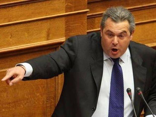 «Βόμβα» Καμμένου: Η διαφορά ΣΥΡΙΖΑ - ΝΔ είναι στο 6%!