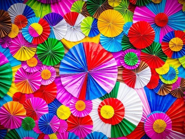 Ψυχολογία των χρωμάτων: Μάθε τι αποκαλύπτει για τα προβλήματά σου