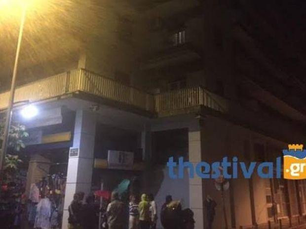 Τραγωδία στη Θεσσαλονίκη: Κοριτσάκι έπεσε στο κενό από τον έκτο όροφο