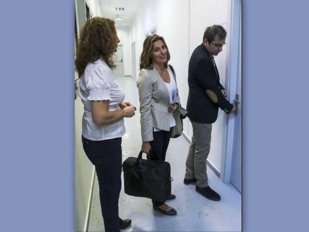 To look της Μπέτυς Μπαζιάνα την πρώτη μέρα στο Πανεπιστήμιο