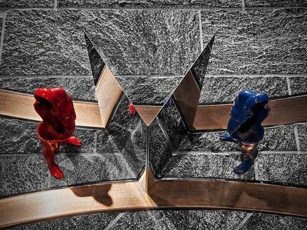 Υπέροχο: Νέα, απίστευτη μορφή 3D τέχνης μέσα από καθρέπτες!