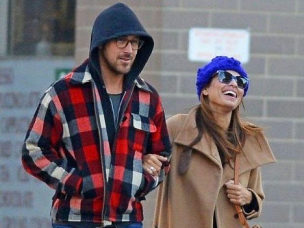 Ο Ryan Gosling και η Eva Mendes έκαναν την πρώτη δημόσια εμφάνιση με τη μικρή τους κόρη