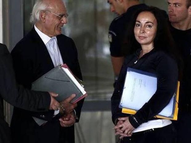 Επιστρέφει στη φυλακή η Σταμάτη - Απερρίφθη η προσφυγή της