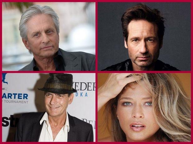 6+1 celebrities εθισμένοι στο σεξ!