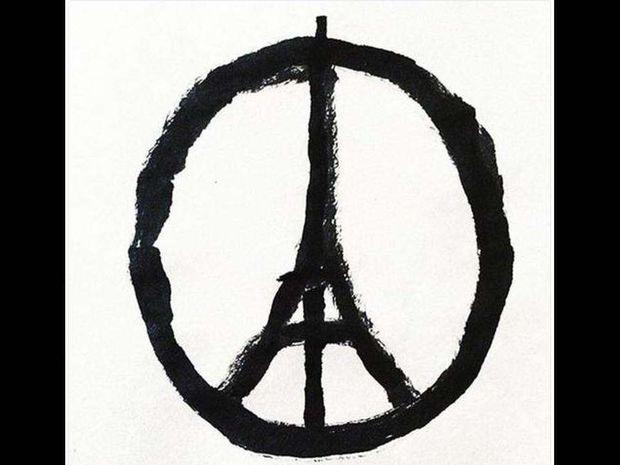 Αρκάς, Λατούφ και άλλοι σκιτσογράφοι θρηνούν για το Παρίσι