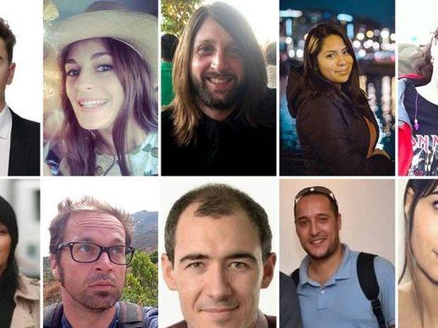 Επίθεση Παρίσι: Τα πρώτα ονόματα νεκρών από την τρομοκρατική επίθεση