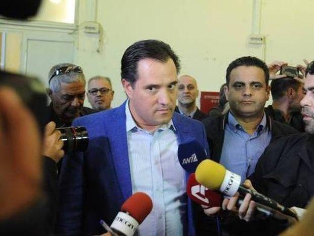 Παραιτήθηκε από κοινοβουλευτικός εκπρόσωπος ο Άδωνις Γεωργιάδης