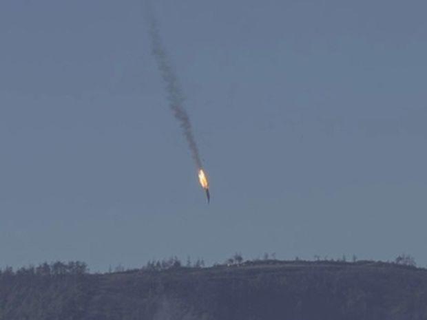 Οι Τούρκοι κατέρριψαν μαχητικό αεροπλάνο της Ρωσίας