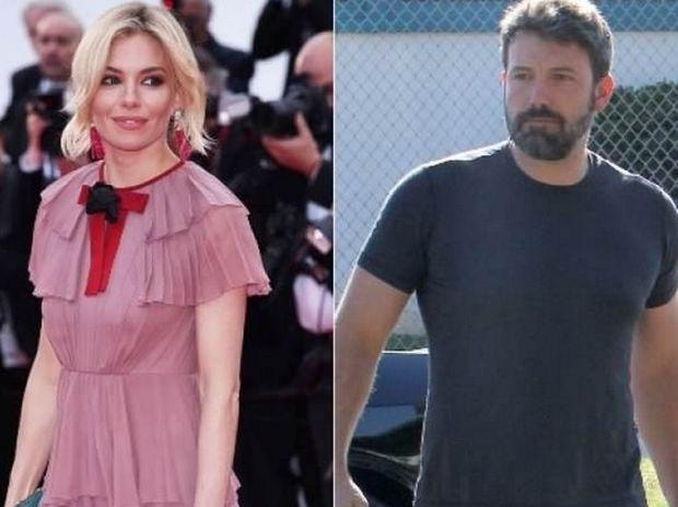 Είναι αυτή η απόδειξη ότι Ben Affleck & Sienna Miller είναι το νέο ζευγάρι του Hollywood;
