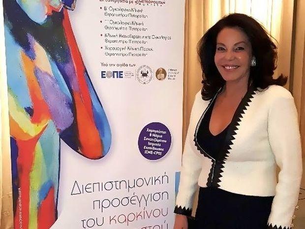 Κατερίνα Παναγοπούλου: Το εμβόλιο για έναν υγιή κόσμο είναι η Παιδεία