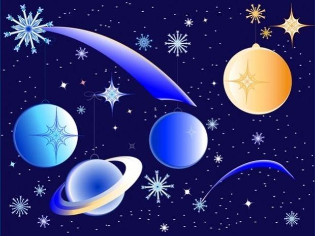 Δες τι σου επιφυλάσσουν οι πλανήτες από 24/12 έως 31/12