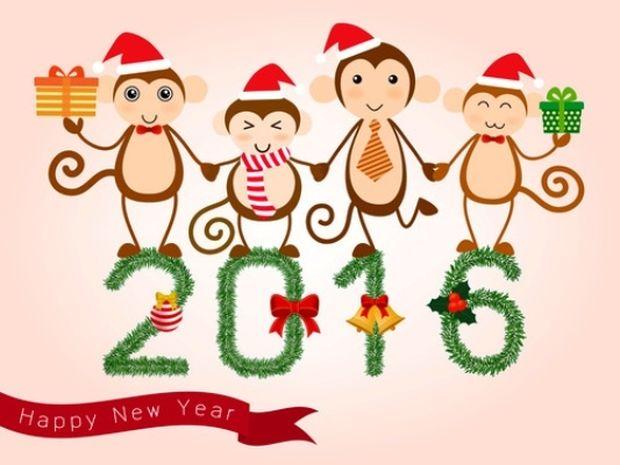 2016 αστείες ευχές από τα 12 ζώδια για τη νέα χρονιά