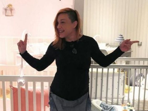 Η Πηνελόπη Αναστασοπούλου διανύει τις τελευταίες μέρες της εγκυμοσύνης. Δείτε τη φωτογραφία που ανέβασε