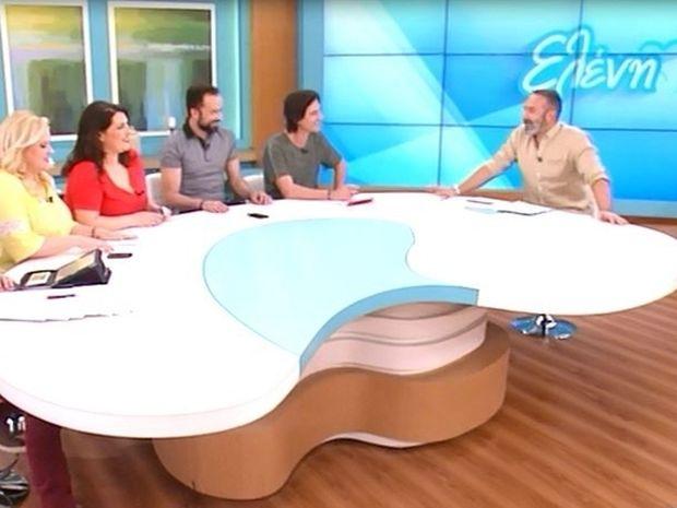 Αποκάλυψη στην εκπομπή της Ελένης: Παντρεύτηκε πριν λίγο γνωστός τραγουδιστής