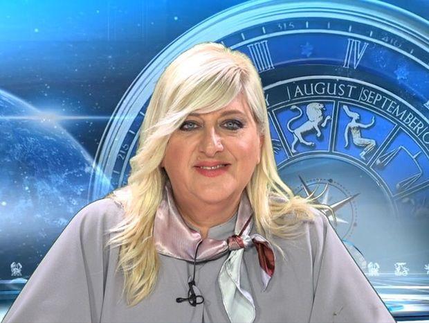 Οι προβλέψεις της εβδομάδας 3/4/16 - 9/4/16 σε video, από τη Μπέλλα Κυδωνάκη