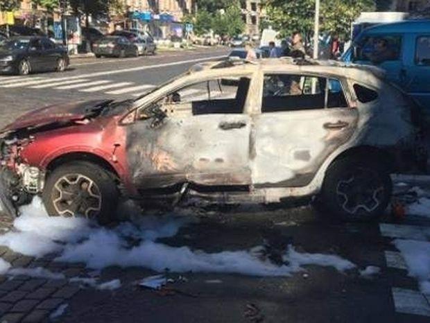Νεκρός γνωστός δημοσιογράφος - Ανατινάχθηκε το αυτοκίνητό του
