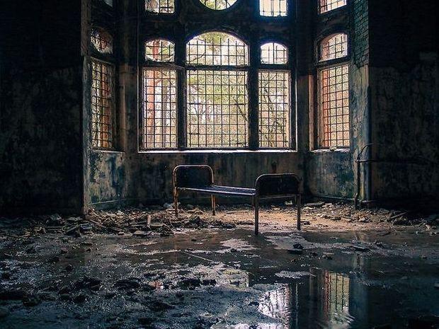 Οδοιπορικό στο «στοιχειωμένο» νοσοκομείο που νοσηλεύτηκε ο Χίτλερ