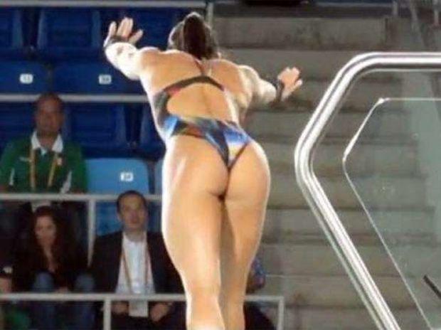 Ρίο 2016: Αποβλήθηκε η καυτή Ολιβέιρα λόγω ερωτικού σκανδάλου! (photos)