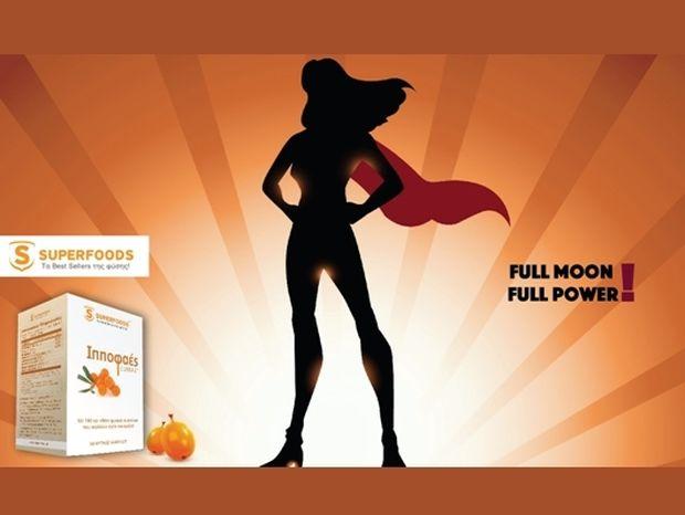 Full moon – Full power!