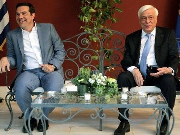 Εσύ ξέρεις πόσα παίρνουν το μήνα Τσίπρας και Παυλόπουλος; Δες και… κλάψε!