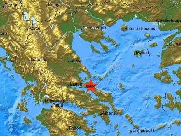 ΕΚΤΑΚΤΟ: Σεισμός 4,2 Ρίχτερ στην Εύβοια - Αισθητός και στην Αθήνα