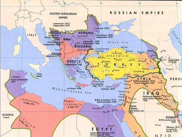 Τι δείχνουν τα άστρα για τη Συνθήκη της Λωζάννης; Τι μπορεί να αλλάξει στο άμεσο μέλλον;