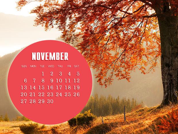 Ποια ζώδια έχουν σημαντικές ημερομηνίες τον Νοέμβριο;