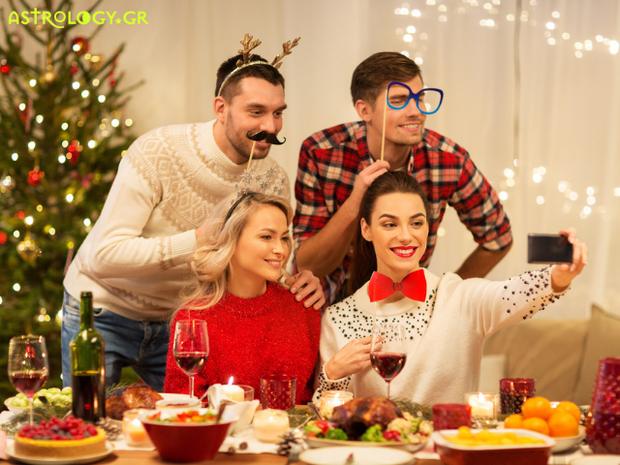 Τα 12 ζώδια ετοιμάζονται για το Χριστουγεννιάτικο τραπέζι