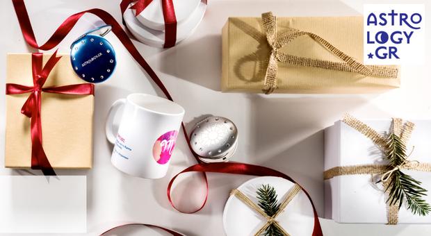 Ο Άγιος Βασίλης μοιράζει δώρα από το Astrology.gr!