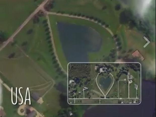 7 πανέμορφα μέρη στη γη που είναι ορατά μόνο από ψηλά! (video)