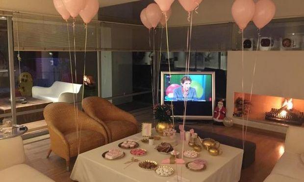 Ελληνίδα ηθοποιός ετοιμάζει τα πρώτα γενέθλια της κόρης της!