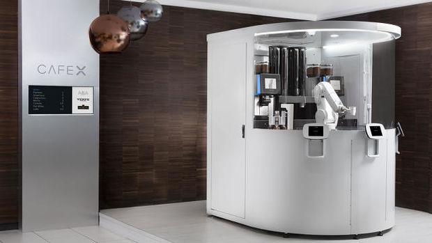 Ρομπότ-barista κατακτάει τους ουρανίσκους