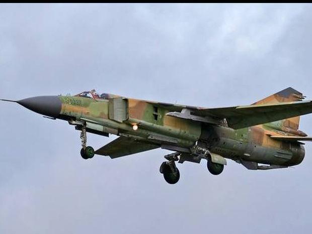 Συντριβή μαχητικού αεροσκάφους στην Τουρκία
