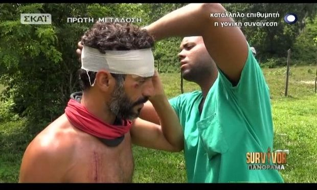 Survivor: Ο σοβαρός τραυματισμός του Χρανιώτη - Τι συνέβη;