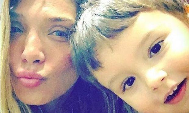 Θα λιώσετε με το βίντεο που ανέβασε η Αγγελική Ηλιάδη με τον μικρό της γιο!