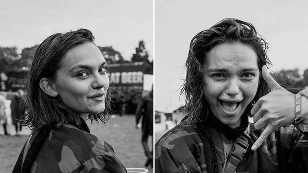 Φωτογράφος ζητάει από αγνώστους να τους φιλήσει στο στόμα και η συνέχεια είναι απίστευτη...