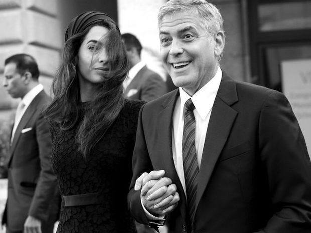 Τα κλάματα του George Clooney, οι πρώτες αποκαλύψεις για τα δίδυμα και η τρομακτική του φιγούρα